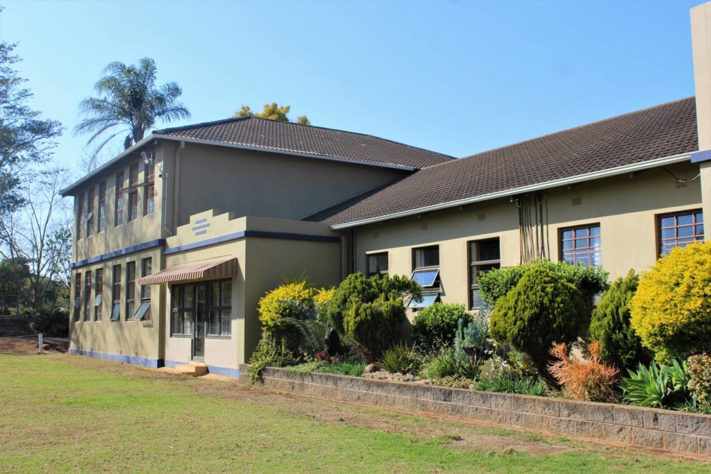 Boarding residence at New Hanover Preparatory School